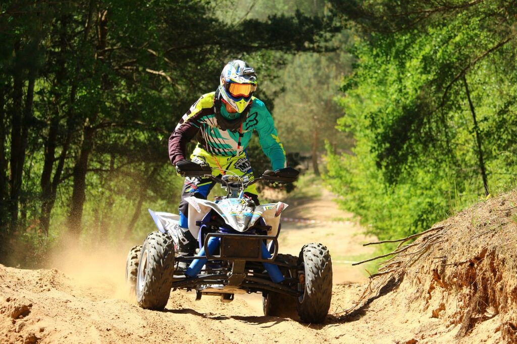 quad, atv, motocross